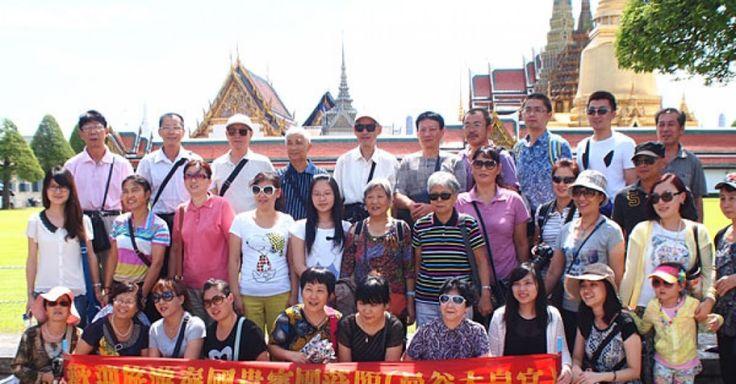 วันชาติจีนกระตุ้นท่องเที่ยวไทยคาดเงินสะพัด 3,600 ล้านบาท   MCOT.net