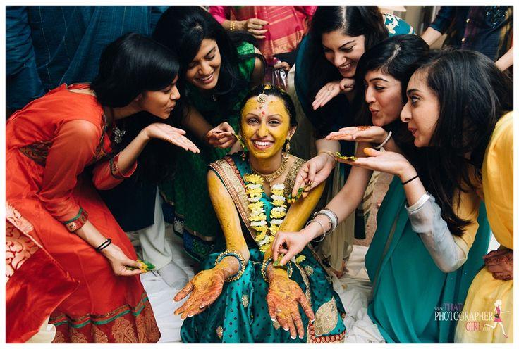 Hindu Wedding Vidhi  www.ThatPhotographerGril.com