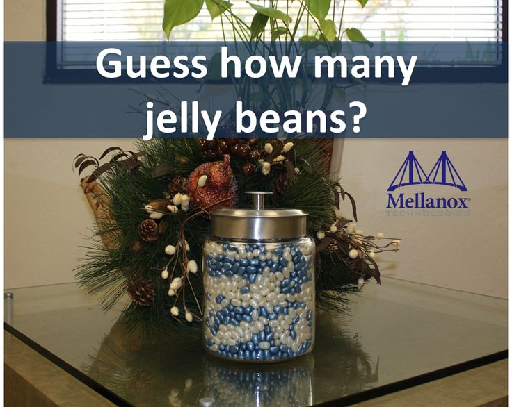 Jelly Bean Guessing Game - I Can Teach My Child!  Jelly Bean How Many Slips