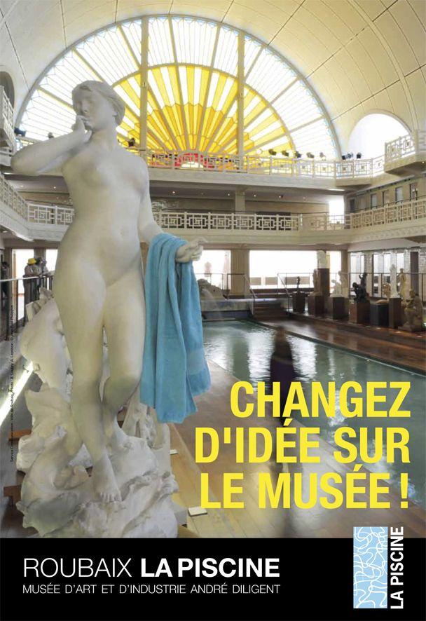 Musée La Piscine © création Amandine Derachinois - Ville de Roubaix
