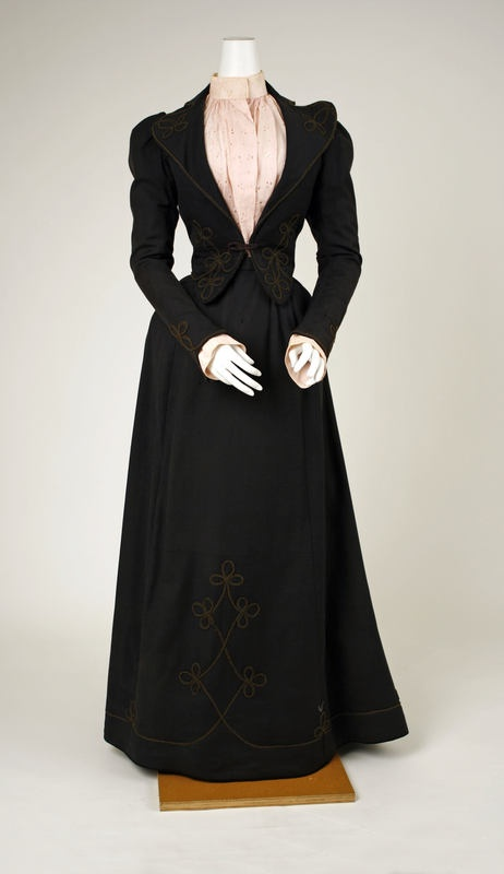 1892 suitHistorical Clothing, 1890S Fashion, 1892 Suits, Day Dresses, 1890 S, 1800S, 1800 S, Metropolitan Museums, Suits 1892