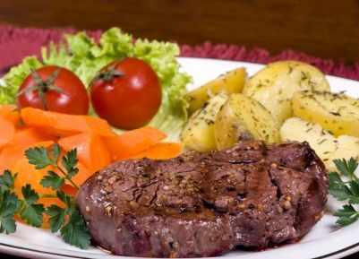 Easy and delicious Foreman Grill recipe for beef tenderloin. You won't believe how good it is!