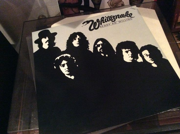 Whitesnake / Ready an' Willing - one of my all time favorites..!!!