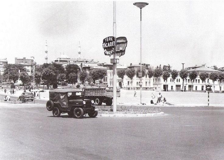 Saraçhane- Fatih 1960 lar