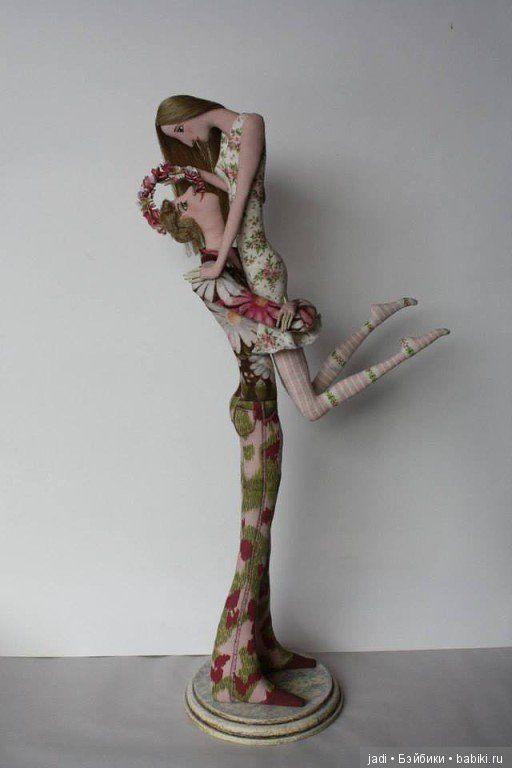 Авторские работы Татьяны Овчинниковой. Интервью с автором / Интервью с авторами кукол / Бэйбики. Куклы фото. Одежда для кукол