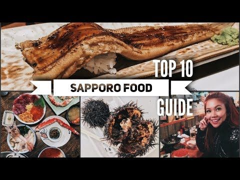 Top 10 Sapporo Food Guide: Hokkaido's Best From sushi to sandwiches to ramen, buffets, steak, curry's and so much more! Serving Hokkaido's best of the best.