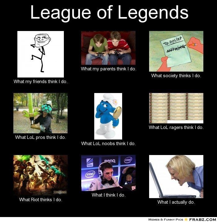 Funny Meme League Of Legends : Best league boss status images on pinterest ha