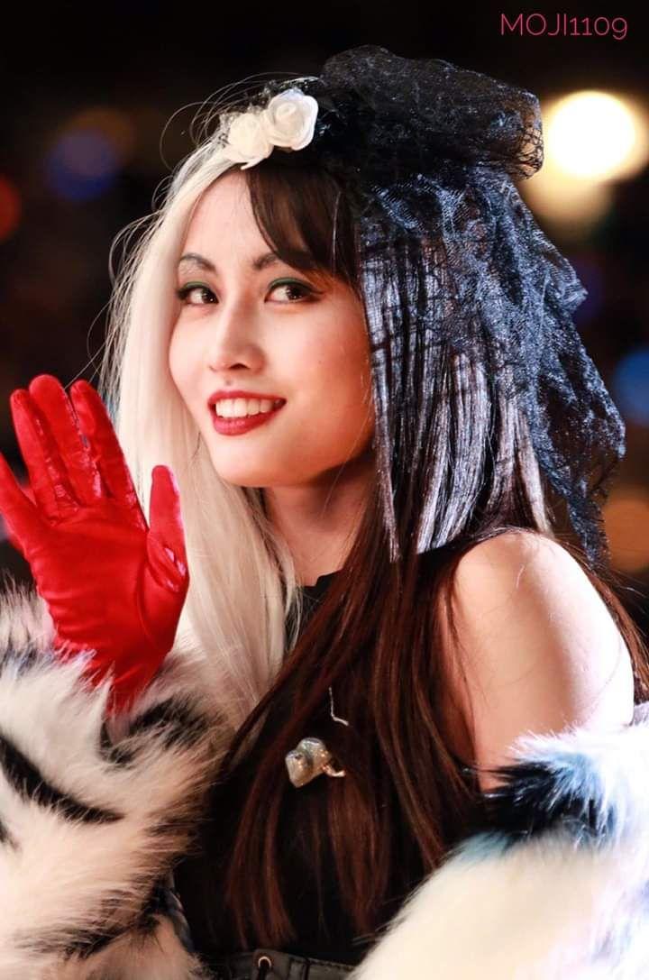[181028] Once Halloween fan meeting x Cruella de Vil ...