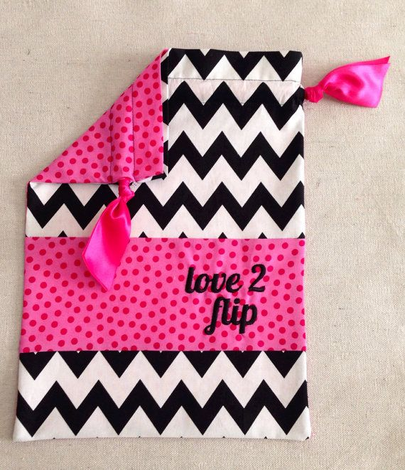 ItemT1 Personalized Gymnastics Grip Bag Love 2 by ItsAllEyeCandy