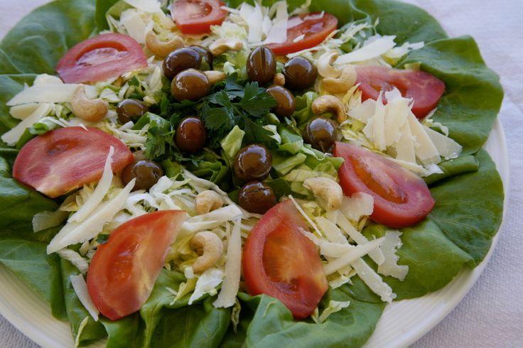 The Greek salad!