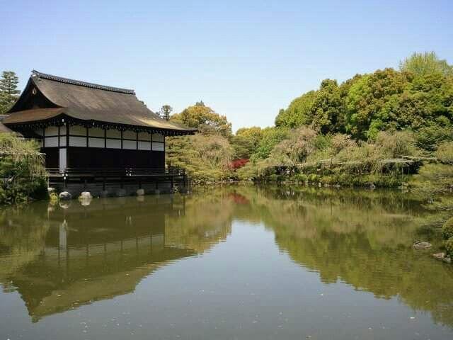 #HEIAN JINGU SHRINE  #平安神宮神苑