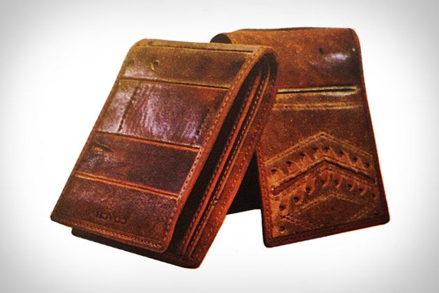 Coach Limited Edition Recycled Vintage Baseball Wallets: Great for Father's Day! -