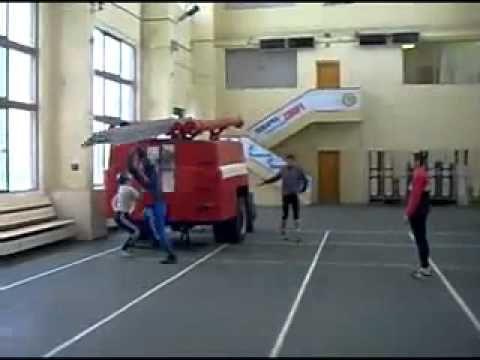 Teamwork! (video)...watch it a few time...WOW!