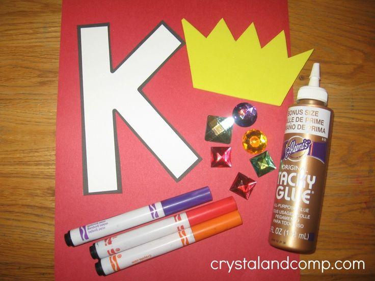 78+ ideas about Letter K Crafts on Pinterest | Letter k preschool ...