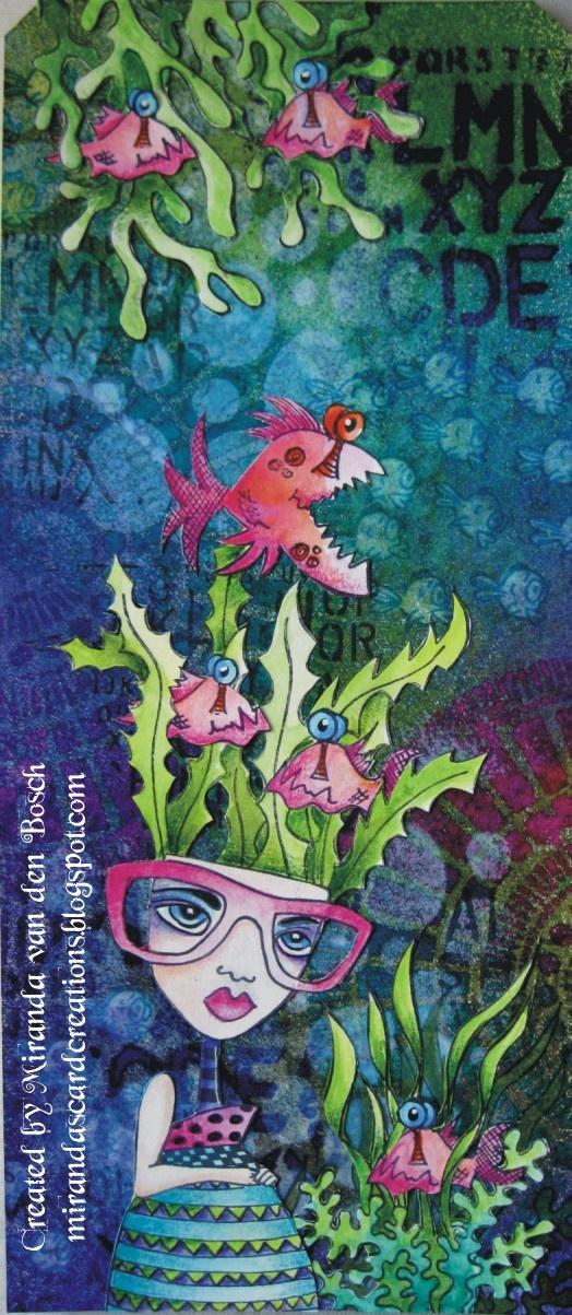 miranda's card creations: Dyan Reaveley