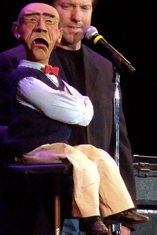 Jeff Dunham With Puppet Walter  #JeffDunham #PuppetWalter  #Dunham  #Puppets  #Walter  #Kamisco