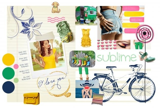 "Sweetness of Summer by Grollover - From ""Summer Vibes"" coolhunting contest"