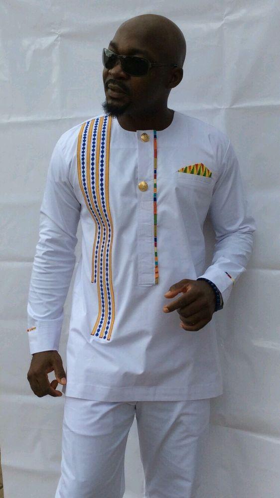 Odeneho Men's Wear ~DKK ~African fashion, Ankara, kitenge, African women dresses, African prints, African men's fashion, Nigerian style, Ghanaian fashion.