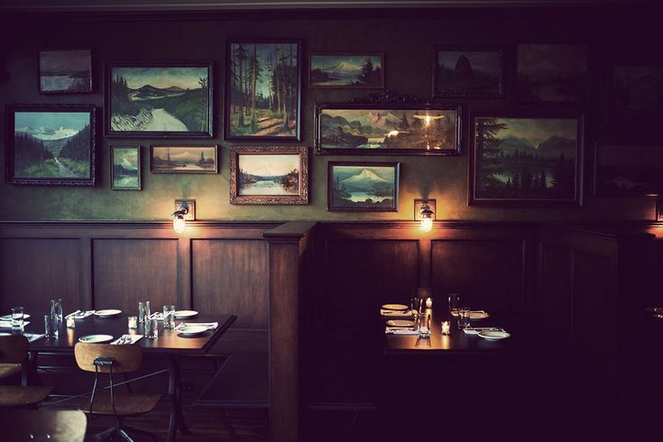 The Woodsman Tavern, Portland Oregon