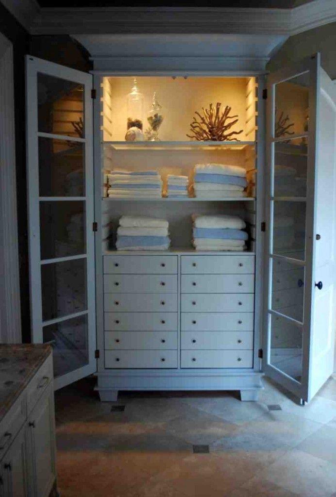 Vintage Linen Cabinet - 41 Best Linen Cabinet Images On Pinterest Linen Cabinet, Linen