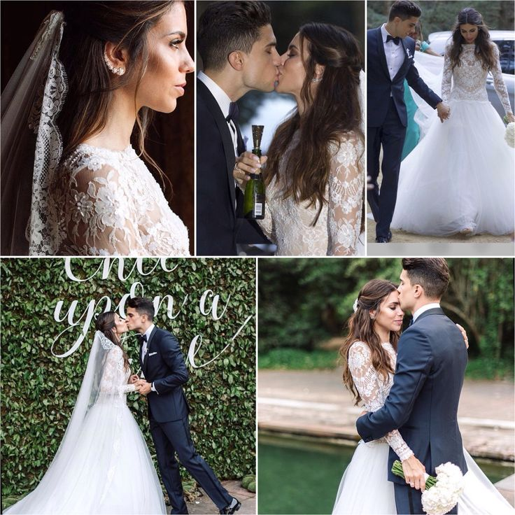Marc Bartra wedding