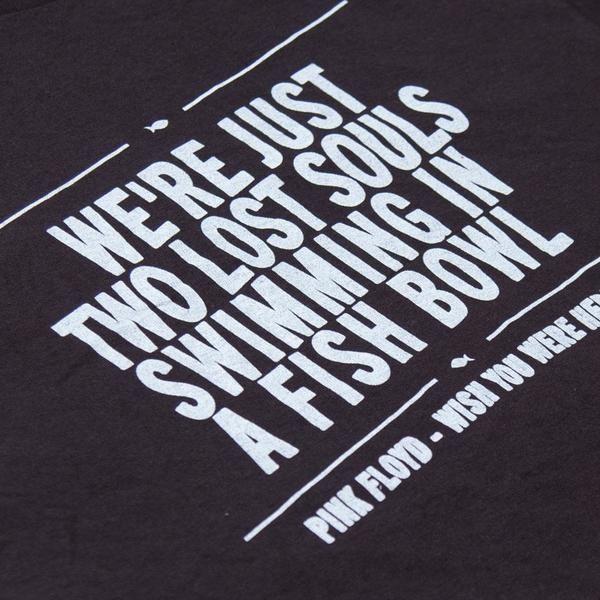 Camiseta Wish You Were Here