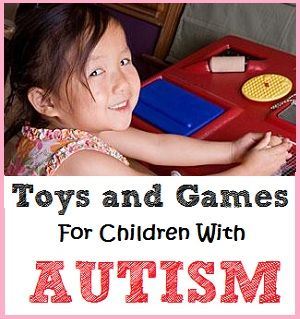 Toys and games that can help a child with autism improve his communication, balance, interaction and academic skills http://www.mommyedition.com/best-toys-and-games-for-children-with-autism #autism
