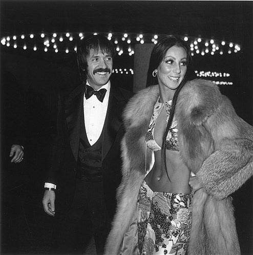 Image: Sonny & Cher (© Max B. Miller/Fotos International/Getty Images)
