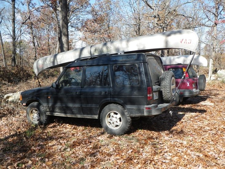 Ronald Ekhardt's Land Rover Discovery from the USA. My Land Rover has a Soul, MLRHAS, Land Rover Book