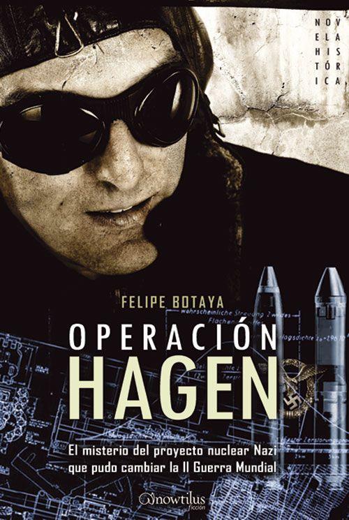 Operación Hagen es la historia no oficial del proyecto nuclear alemán y de la misión de un solitario avión de la Luftwaffe que lanzó la primera bomba atómica usada, en un remoto paraje de Siberia en febrero de 1945. Esta es la apasionante historia de una verdad silenciada por los vencedores, la gesta de un grupo de hombres y de una misión suicida con un solo objetivo: cambiar el curso de la II Guerra Mundial y de la historia.