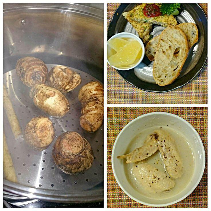 簡単ごぼうと里芋で作る料理レシピアイディア集