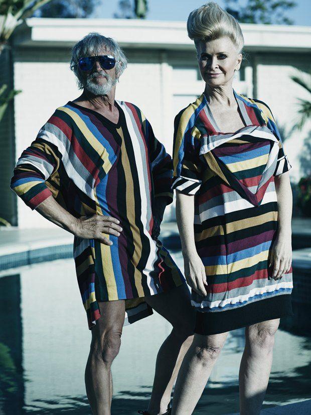 Реальные люди в модных рекламных кампаниях. Изображение №6.