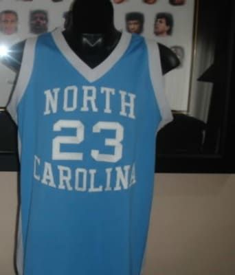 3. Game-used UNC Jersey - The Most Expensive Michael Jordan Memorabilia Ever Sold | Complex