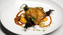 Confit Duck Leg - Recipes from Masterchef Australia 2016 - IMHO the word's most high-level, professional, educational and non-competitive cooking contest. This yeats winner was Elena. I CALLED IT WEEKS AGO!!!!