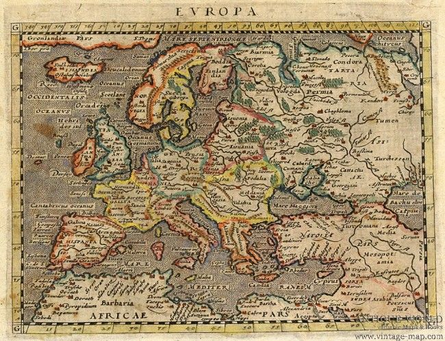 medieval microstates