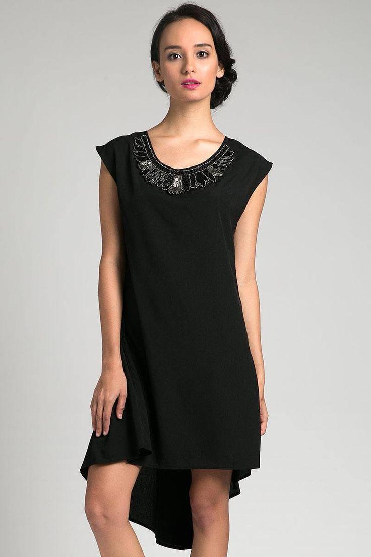 Dellian Embelished Dress