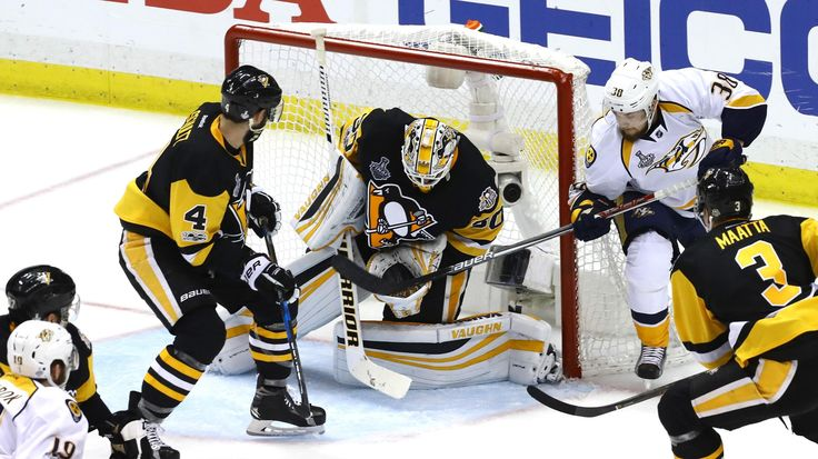 The Pens absolutely took off in the third period of Game 2 against Nashville, but their dominating final frame would not have been possible without Matt Murray's outstanding play between the pipes.