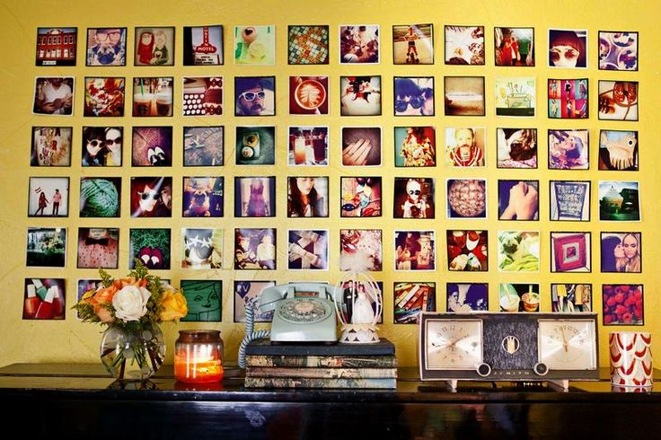 The 20 best Collage Walls images on Pinterest | Collage walls, Photo ...