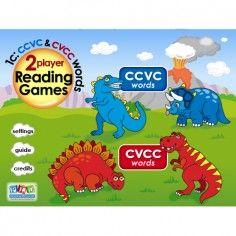 PLD 2P Read 1c - CCVC and CVCC words