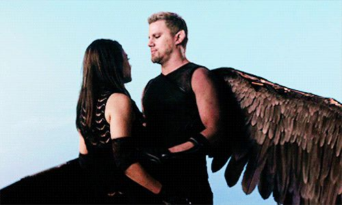 Divine Beauty — fuckyeahjupiterascending: Hanging on the roof...