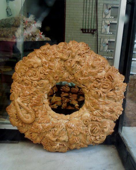 Wedding bread from Crete