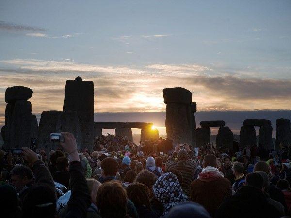 Fantastic festivals Solticio de verano en Stonehenge 21 de junio