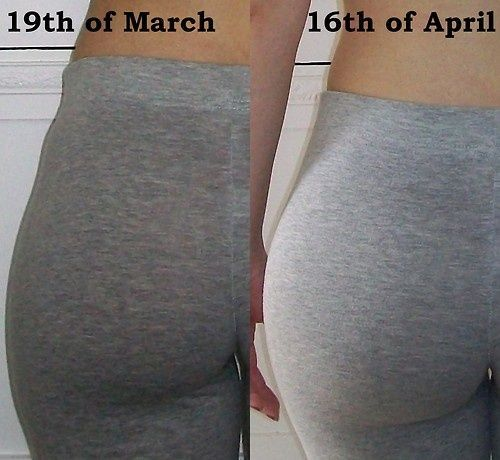 How you can do it too! ... This is perfect for the women who don't want donkey just a little lift!