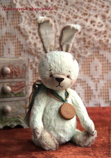 Мишки Тедди ручной работы: Пончик. Handmade.