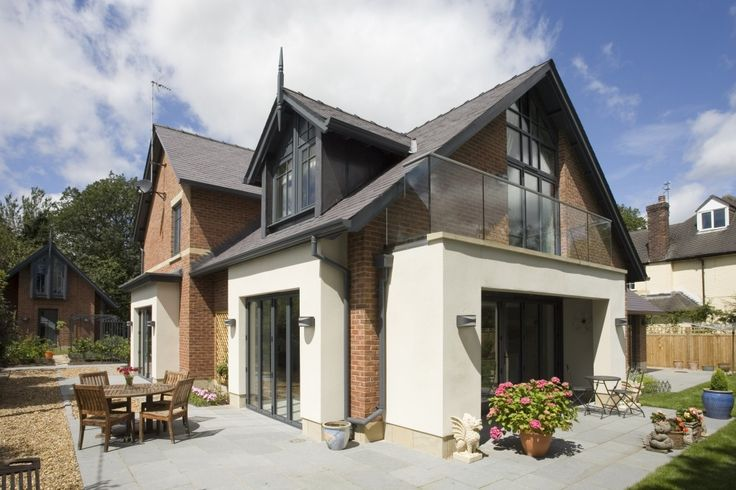 17 best images about house architecture on pinterest for Modern house front window design