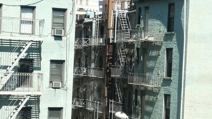 Manhatten housing projects