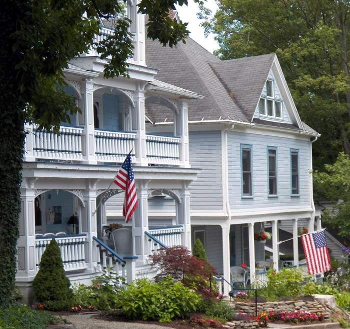 Painted House Chautauqua