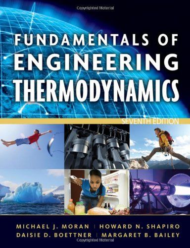 I'm selling Fundamentals of Engineering Thermodynamics by Michael J. Moran, Howard N. Shapiro, Daisie D. Boettne - $20.00 #onselz
