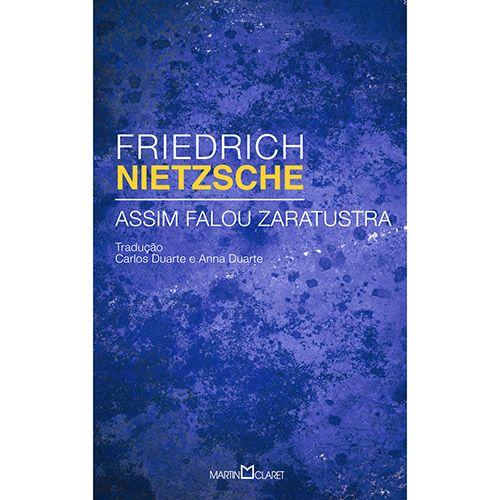 Livro - Assim Falou Zaratustra