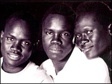 'Lost Boys of Sudan' Finally Find a Home : NPR  There are several other stories too.